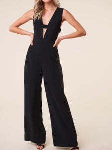 Samantha Cutout Jumpsuit