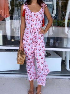 Tiare Hawaii French Pantsuit