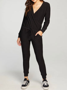 Chaser Long Sleeve Jumpsuit