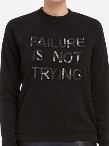 Spanx Failure Is Not Trying Sweatshirt