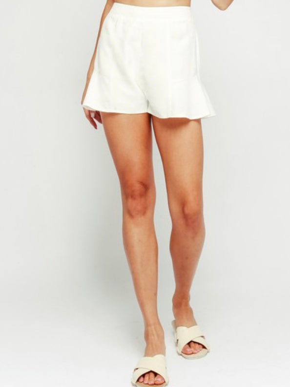 Teagan Fit & Flare Shorts