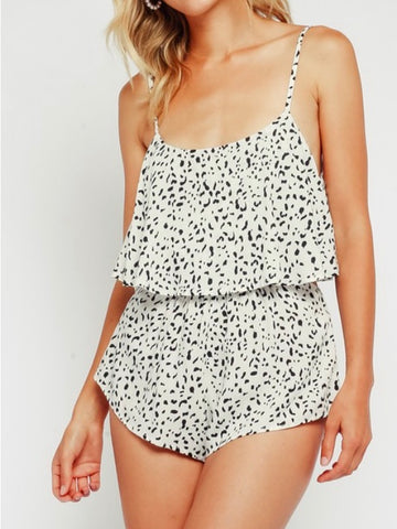 Summer Layer Romper