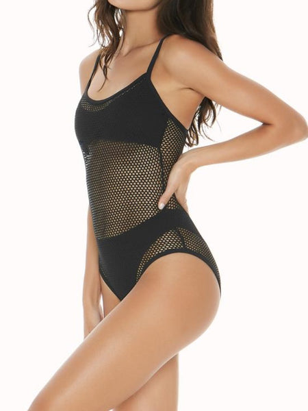 L space Mesh Madness One Piece