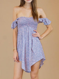 Tiare Hawaii Hollie Short Dress