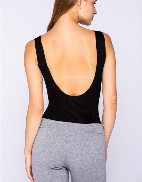 Sammy Scoop Back Bodysuit