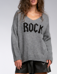 Staci Rock Knit Sweater