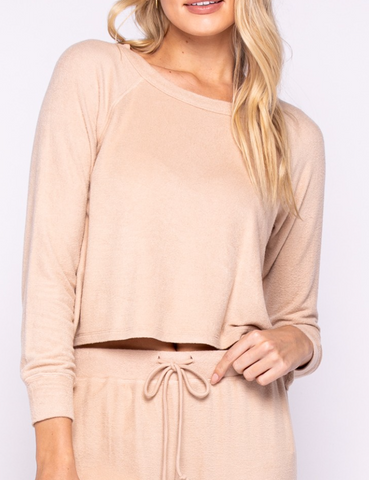 Jovi Buttery Lounge Top