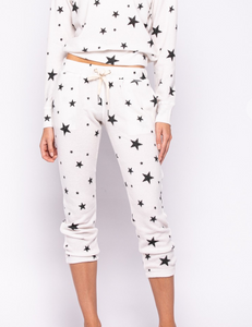 Millie Star Cozy Crop Joggers