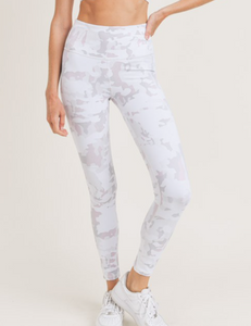 Camo Highrise Leggings