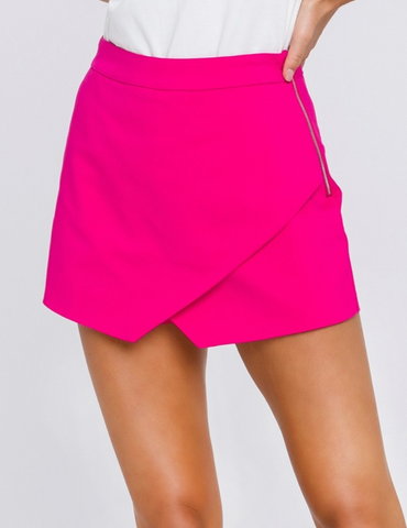 Samantha Tailored Skort