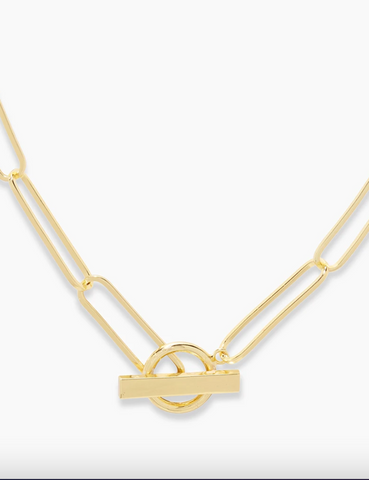 Gorjana Harper Toggle Necklace