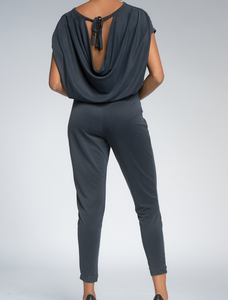 Lauren Drape Back Jumpsuit