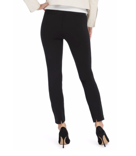 Spanx Petite Perfect Black Pants