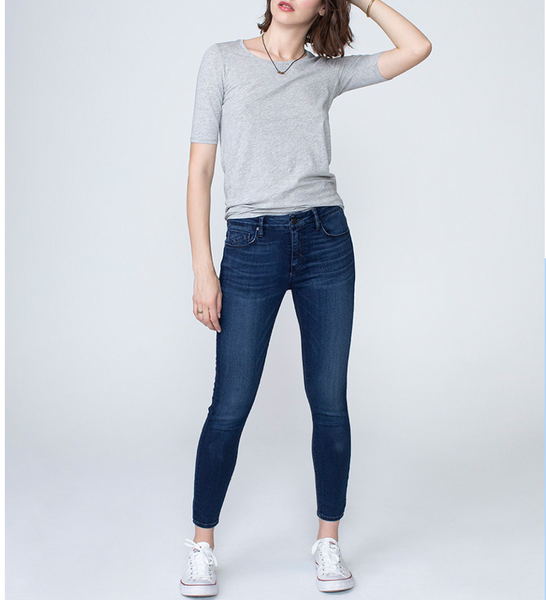 Unpublished Kora Skinny Midrise Jeans