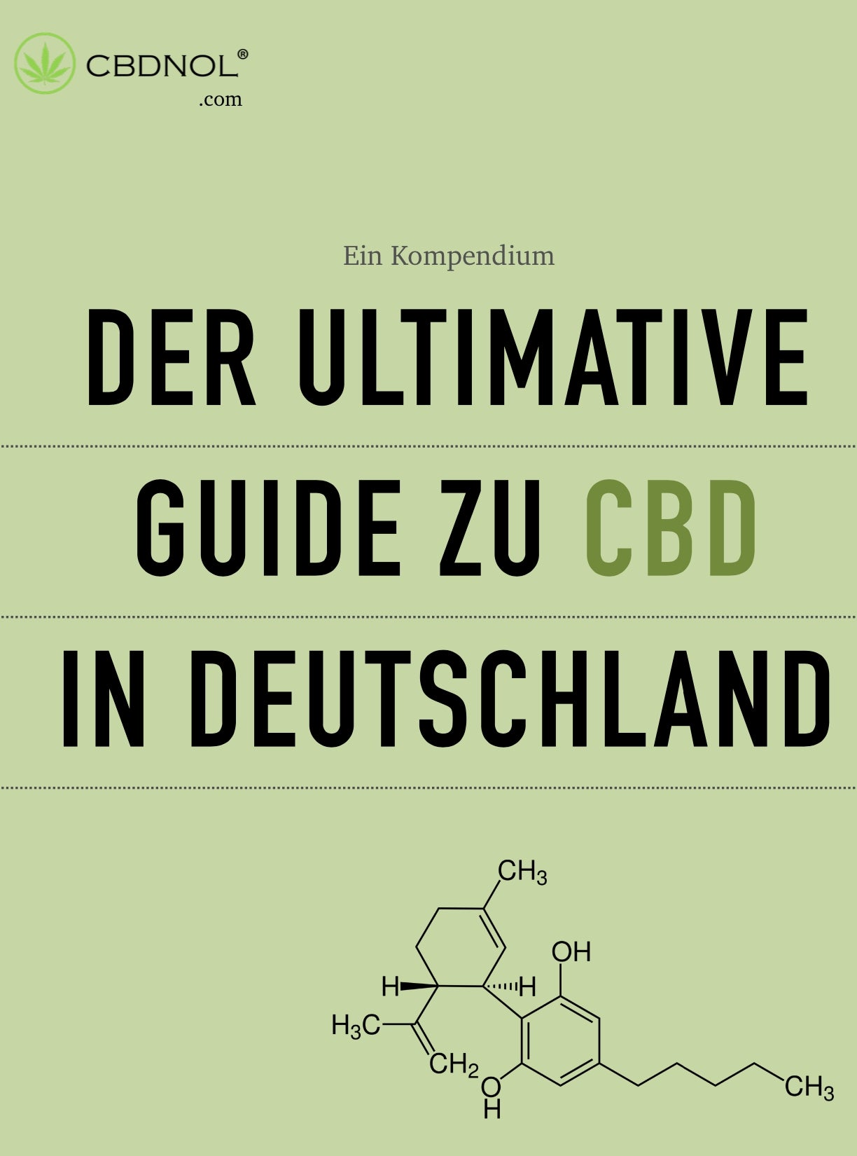 CBD E-Book Deutsch