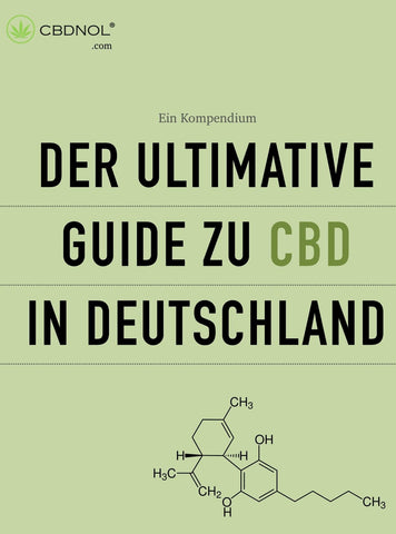 CBD E-Book Der Ultimative Guide zu CBD