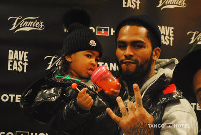 Recap: Dave East and Tango Hotel Head to Brooklyn For a Holiday Pop-Up at Vinnies Styles