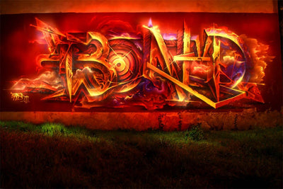 Street Art Meets Technology | Bond Truluv