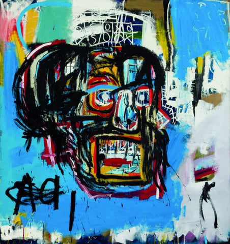 UNTITLED BY JEAN-MICHAL BASQUIAT