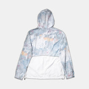 Wearable Art Tango Hotel Paint Splatter Windbreaker