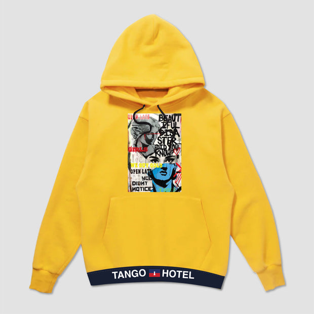 Layer Cake We Buy Gold Hoodie
