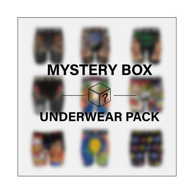 Mystery Boxer Brief 5Pk