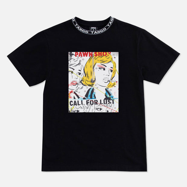 Layer Cake Call For Lust Patch Tee