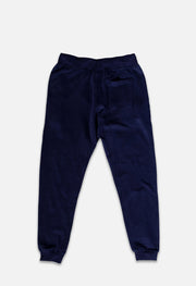 Tango Nostra Navy Blue Sweatpants Back View