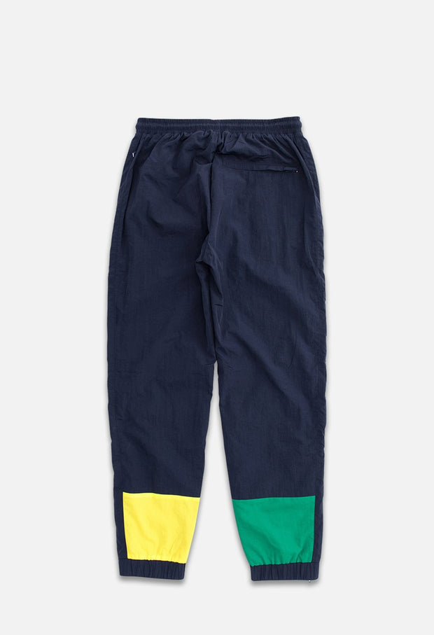 Triblock Nylon Trackpants