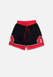 Tango Authentic Basketball Shorts Front View