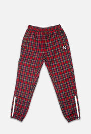 Tango Hotel Collection Rari Plaid Tracksuit Pant