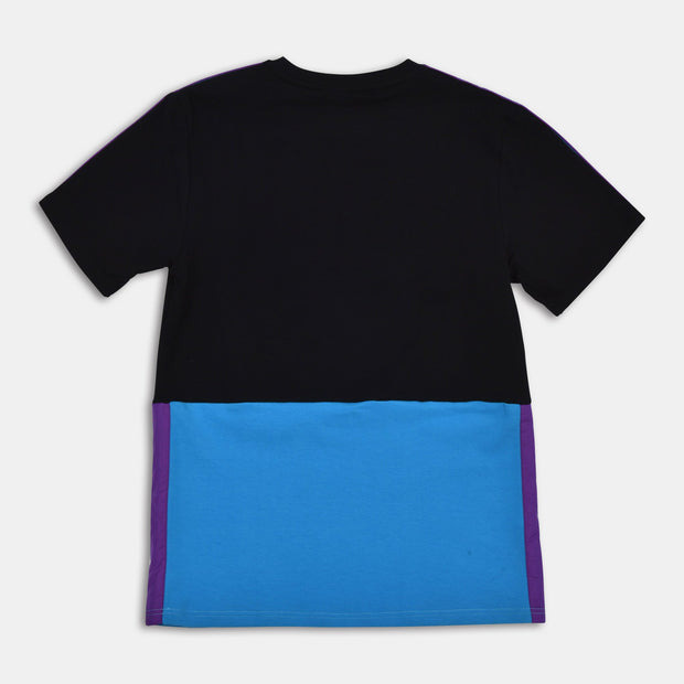 TANGO HOTEL COLLECTION THC BLACK COLOR BLOCK T-SHIRT