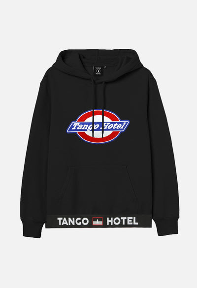 Tango Patch Hoodie