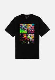 Graffiti Boy Praying Tee