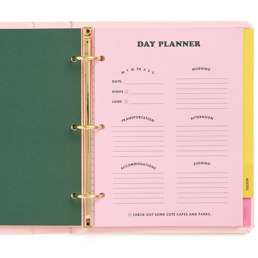 DAY PLANNER