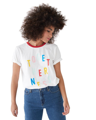 Togetherness Ringer Tee