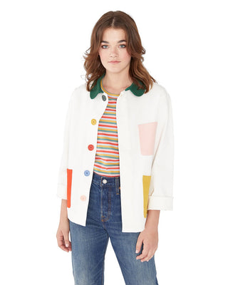 Color Pop Work Jacket