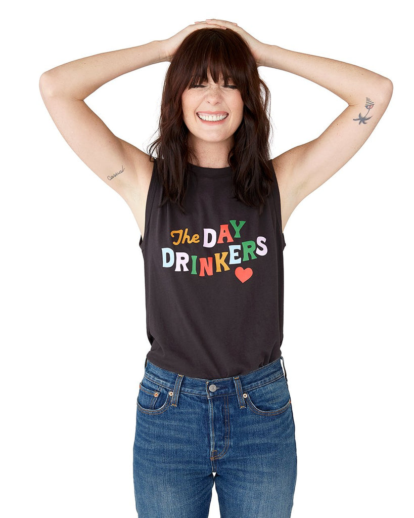 Day Drinkers Muscle Tank