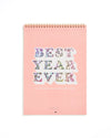 Best Year Ever Wall Calendar - 2019
