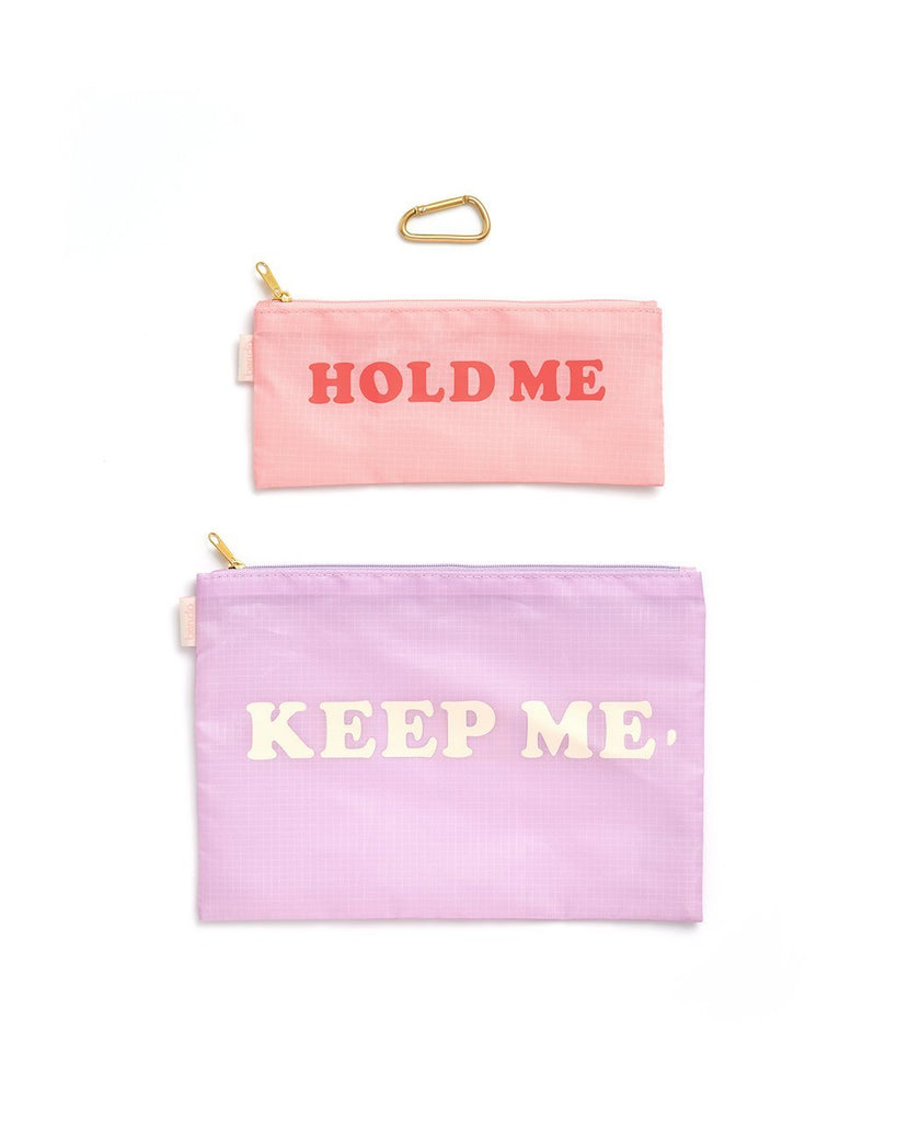 Carryall Duo - Hold Me/Keep Me