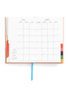 Classic 17-Month Academic Planner - Say Yes