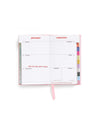 Classic 17-Month Academic Planner - Block Party