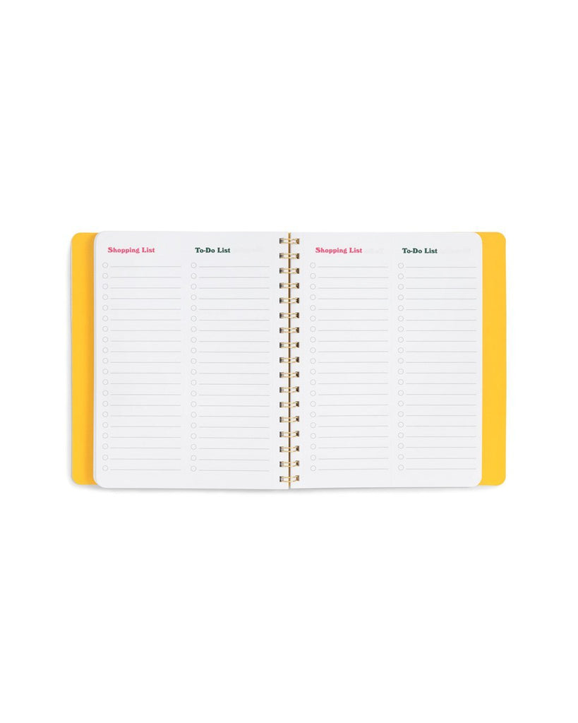 To Do Planner - Daisies