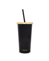 Deluxe Sip Sip Tumbler With Straw - You Are Solid Gold