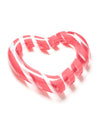 Float On! Heart Inner Tube - Swim Club Stripe