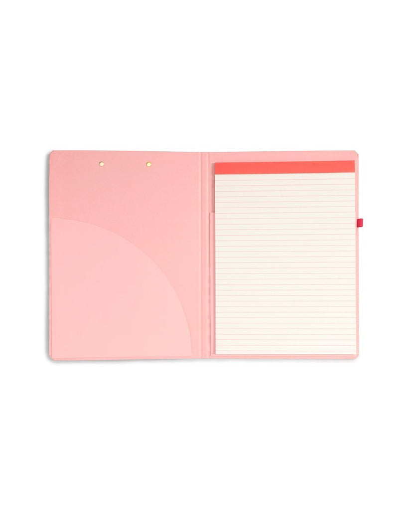 Get It Together Clipboard Folio With Notepad - Say Yes