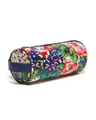 Get It Together Cylinder Pouch - Flower Shop