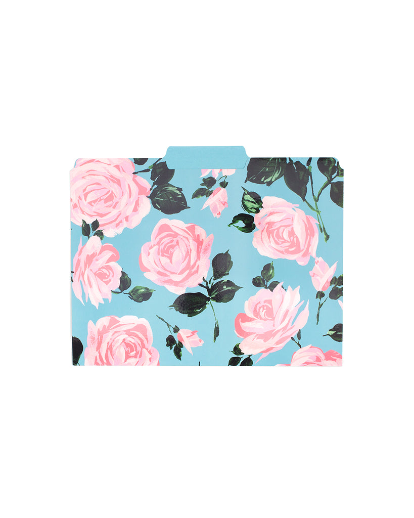 get it sorted file folder set - rose parade/ I am very busy