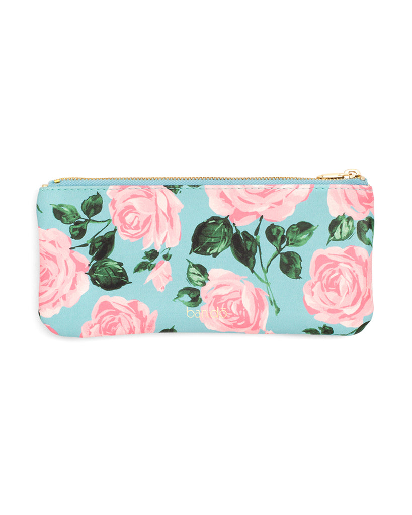 Get It Together Pencil Pouch - Rose Parade