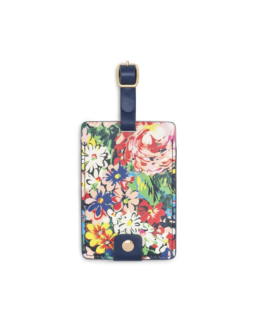 Getaway Luggage Tag - Flower Shop